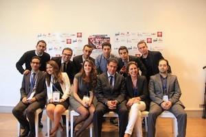 Le Forum électoral le 18 octobre à Paris.