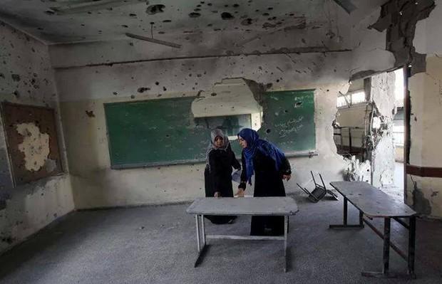 La résistance passe par l'éducation à Gaza