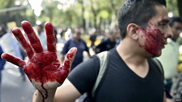 Mexique, Egypte, Hong Kong... Non à la répression des étudiants !