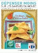 Catalogue d'avant-Ramadan de Carrefour
