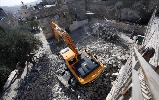 Les démolitions punitives de maisons par Israël dénoncée par Human Rights Watch