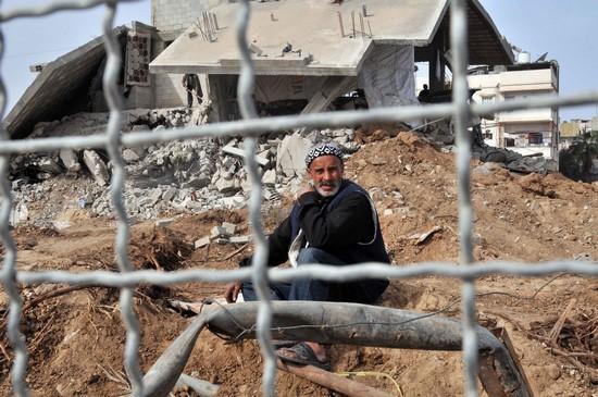 Trois mois après les attaques d'Israël, rien n'a changé à Gaza