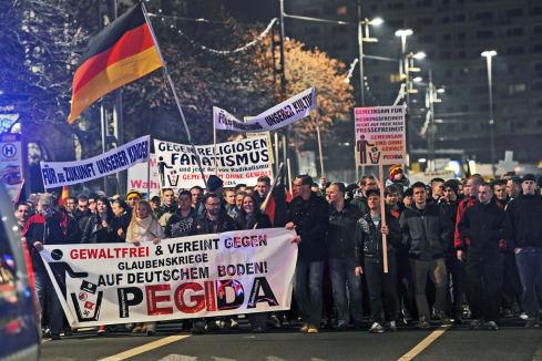 Angela Merkel condamne les manifestations anti-islam en Allemagne