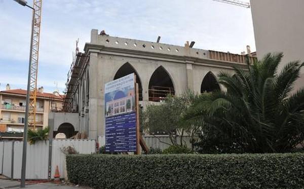 La justice a autorisé le 19 décembre la reprise des travaux de la mosquée de Fréjus, empêchée par le maire FN.