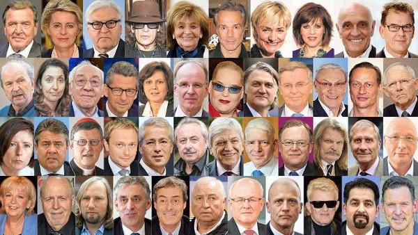 80 personnalités disent non à l'islamophobie de Pegida