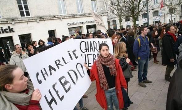 Face à l'attaque de Charlie Hebdo, faisons France ensemble