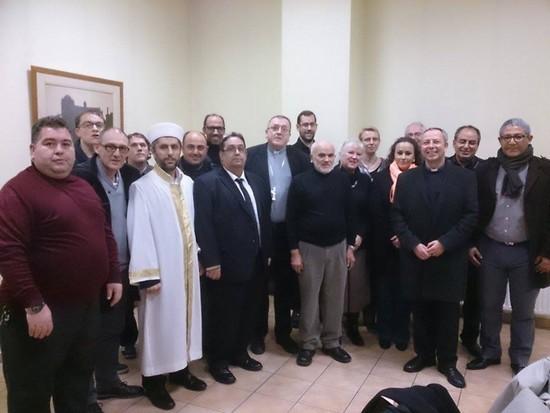 Charlie Hebdo : « Non à la barbarie, oui à la fraternité ! », juifs, chrétiens et musulmans à l'unisson
