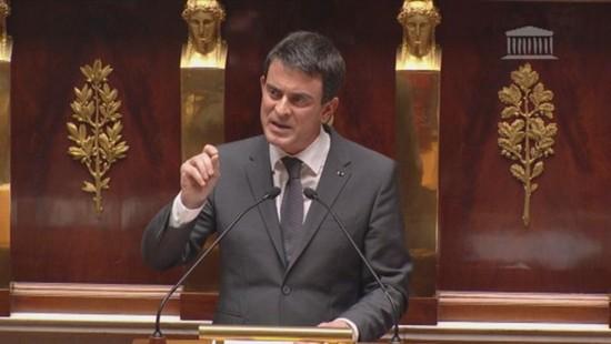 Valls annonce des mesures « exceptionnelles » contre le terrorisme