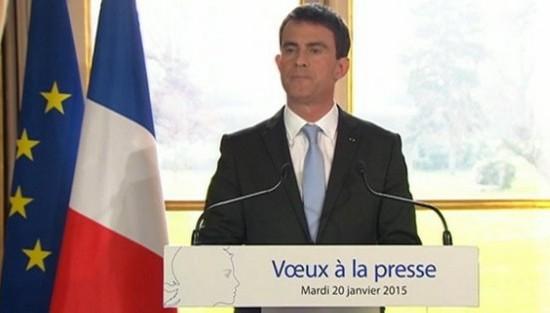 Apartheid, inégalités... le message de Manuel Valls aux banlieues