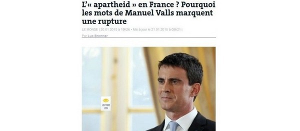 Quand Manuel Valls reprend nos mots, c'est pour cadenasser la contestation
