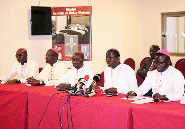 Déclaration des évêques du Sénégal sur l'« affaire Charlie Hebdo »