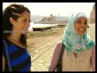 Samia (à gauche) et Djamila (à droite)