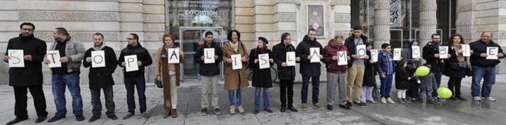 Angers : un rassemblement organisé contre l'islamophobie