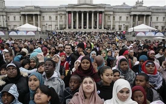 Le profil des musulmans britanniques passé au crible