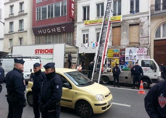 Une solution de relogement à Paris pour les chibanis expulsés