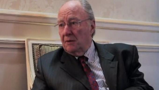 Roger Cukierman, président du Conseil représentatif des institutions juives de France (CRIF).