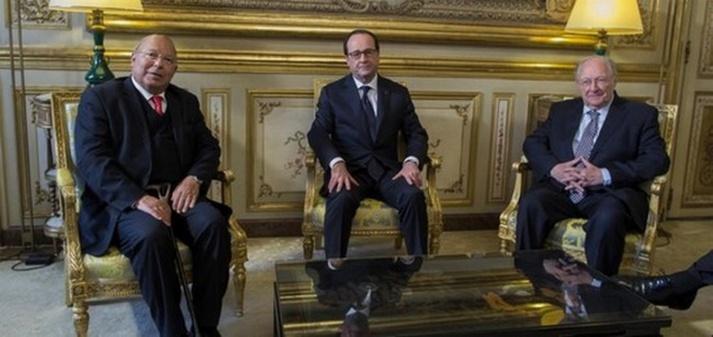Le CRIF et le CFCM réconciliés par l'entremise de François Hollande