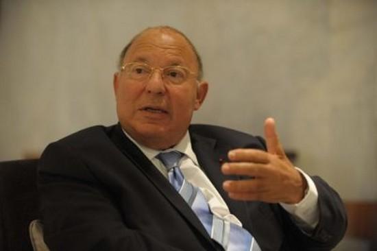 Dalil Boubakeur, recteur de la Grande Mosquée de Paris et président du Conseil français du culte musulman (CFCM).