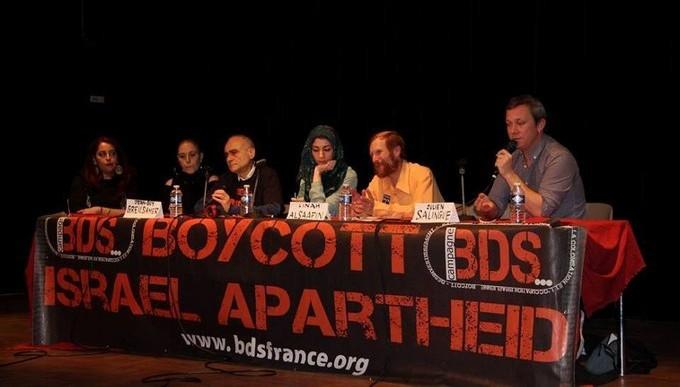 La campagne BDS France a organisé le 27 février un débat dans le cadre de la Semaine anticoloniale pour marquer ses 10 ans.