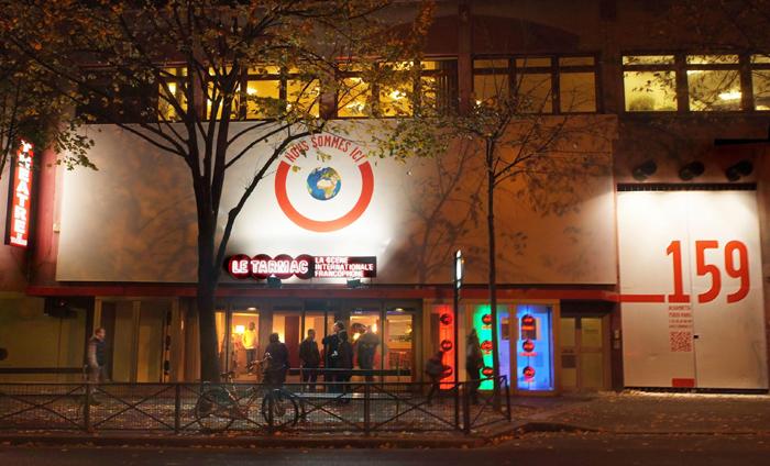Le Tarmac ‒ Scène internationale francophone accueille, du 11 au 28 mars, quatre spectacles et une installation artistique à la thématique commune intitulée « (D)rôles de Printemps », proposés par six artistes venus du Liban, de Tunisie et d'Egypte.