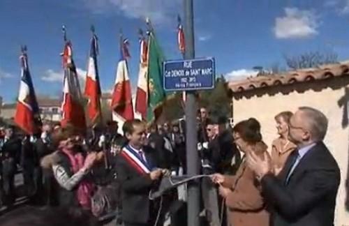 Le mars de Béziers Robert Ménard a débaptisé, samedi 14 mars, la rue du 19 mars 1962 au profit d'un ancien putschiste qui s'est battu pour l'Algérie française.