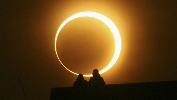 Las Vegas Ring Of Fire Eclipse