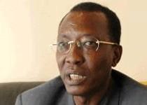 Le président tchadien Idriss Deby Itno