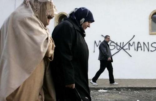 Islamophobie : une femme voilée enceinte agressée à Toulouse