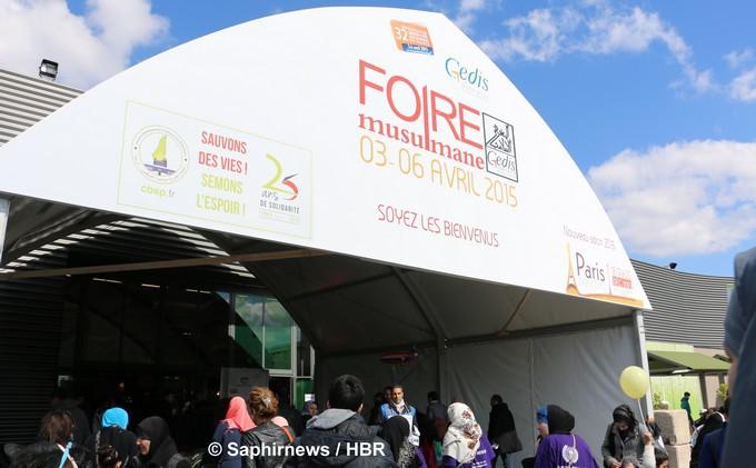 La Rencontre annuelle des musulmans de France (RAMF) 2015 a été organisée du 3 au 6 avril au Bourget, en région parisienne.