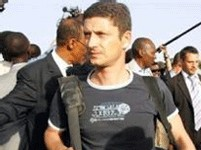 Le journaliste Marc Garmirian