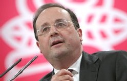 François Hollande, Premier secrétaire du PS