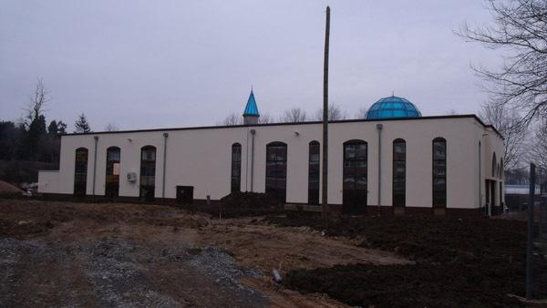 Un incendie criminel vise la mosquée de Mâcon