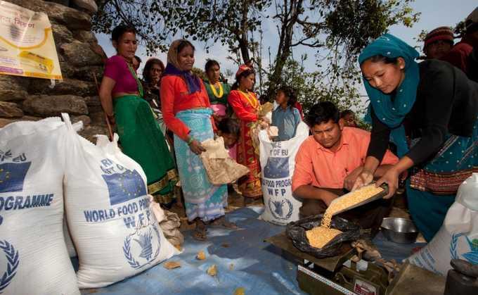 Séisme au Népal : le Secours islamique France à l'œuvre