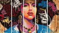 Affiche « Hip Hop, du Bronx aux rues arabes »