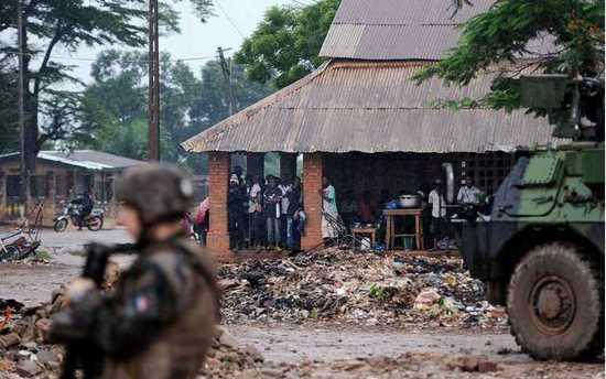 Viols en Centrafrique : les témoignages choc des enfants