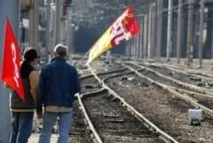La grève des cheminots s'étend au week-end
