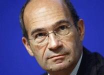 Eric Woerth, ministre du Budget et de la Fonction publique