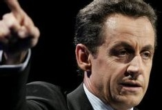 Nicolas Sarkozy, hier mardi au Congrès des Maires de France
