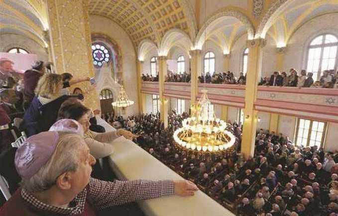Belgique : la fraternité judéo-musulmane à l'œuvre pour rénover une synagogue