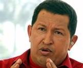 Hugo Chavez, le président vénézuélien