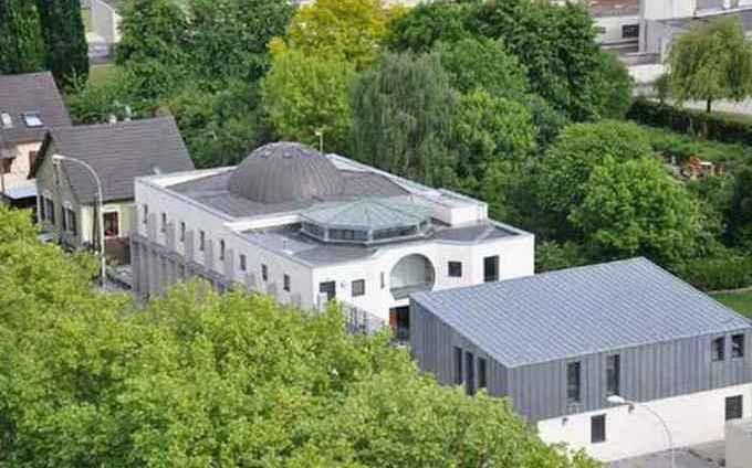 La mosquée du quartier de Robertsau, à Strasbourg, est inaugurée le 4 juin.