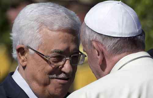 Un accord historique entre la Palestine et le Vatican signé