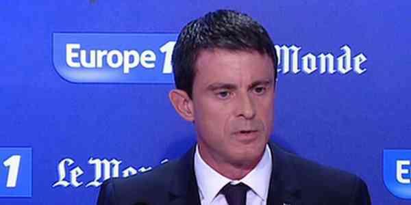 Avec sa « guerre de civilisation », la faute de Valls à l'encontre des musulmans