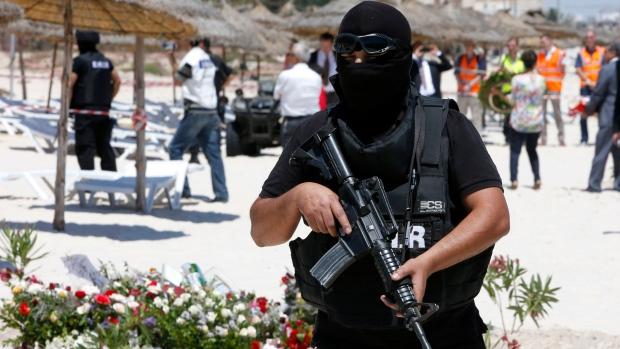 Il n'y a plus de jasmin à Sousse...!