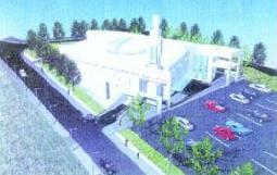 Projet de mosquée à Créteil