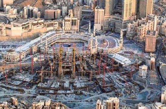 Plan De Construction En Arabie Saoudite Maison : Hajj les projets d expansion de la mecque inaugurés