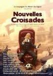 Affiche du spectacle Nouvelles croisades
