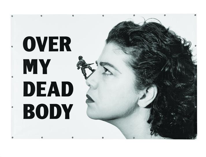 Vingt ans après sa première exposition au Centre Pompidou, l'artiste palestinienne Mona Hatoum est de retour à Paris jusqu'au 28 septembre 2015.