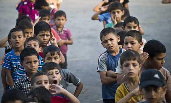 Nos vacances à Gaza