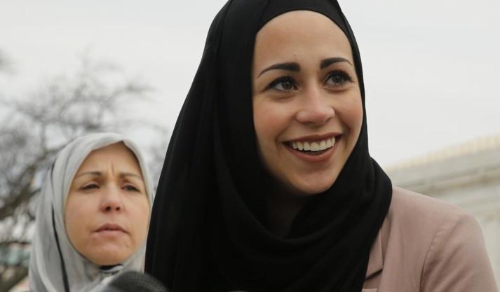 Abercrombie est définitivement condamnée pour discrimination religieuse à l'encontre de Samantha Elauf et s'est résolu à payer l'amende en juillet 2015 pour clore l'affaire.
